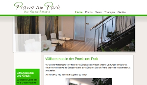 Praxis am Park - Die Physiotherapie